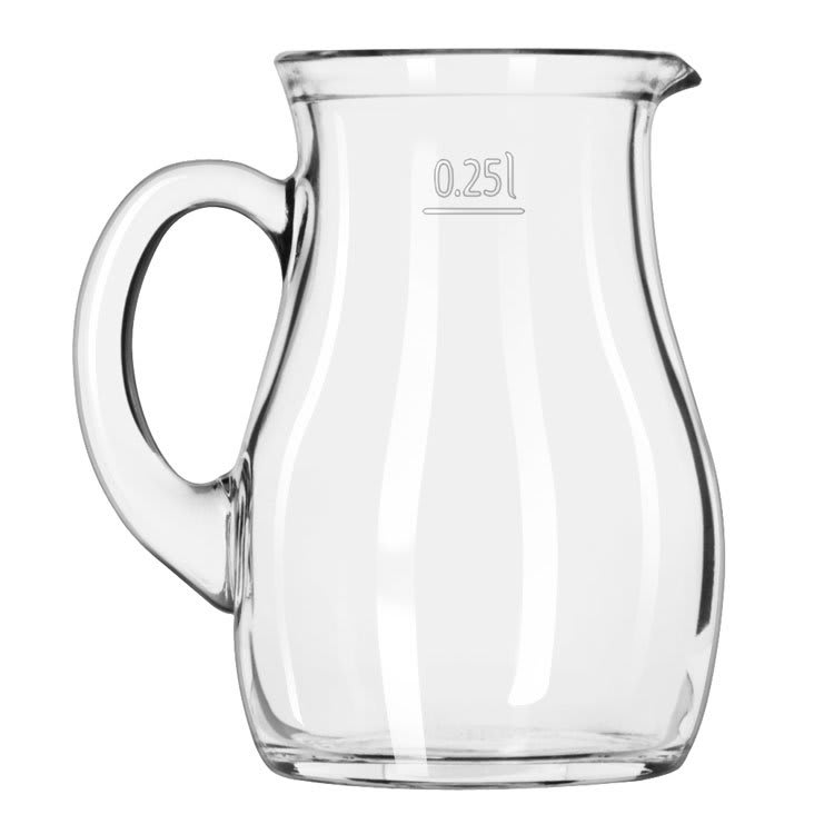 libbey 13129021 8 5 oz pitcher. Black Bedroom Furniture Sets. Home Design Ideas