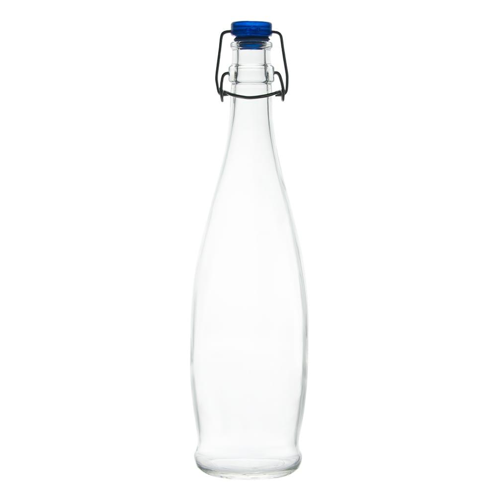Libbey 13150020 33.87 oz Water Bottle - Wire Ball Lid