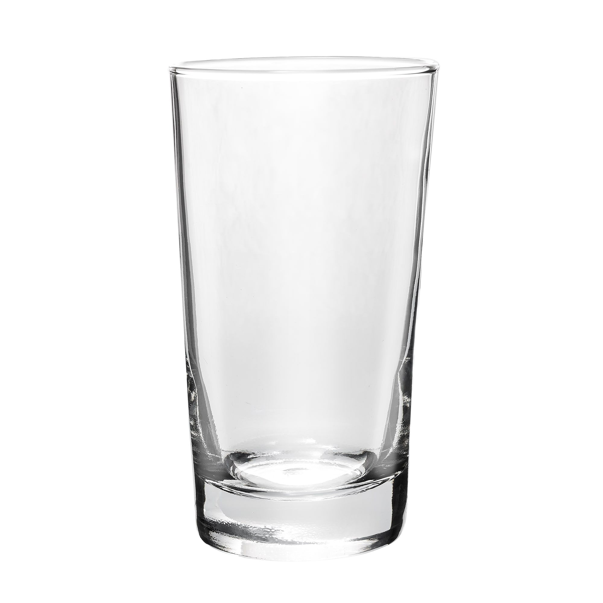 Libbey 132 8 oz Heavy Base Hi-Ball Glass - Safedge Rim Guarantee