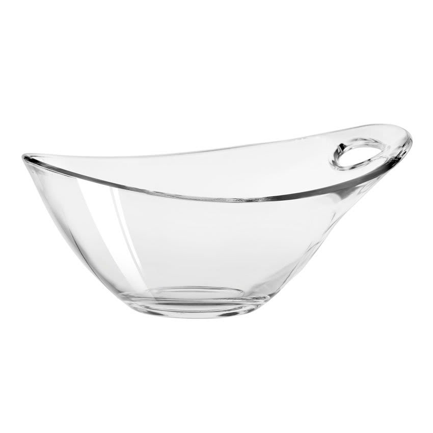 Libbey 14065242 8-1/2-oz Practica Bowl Oval - Handle, Clear