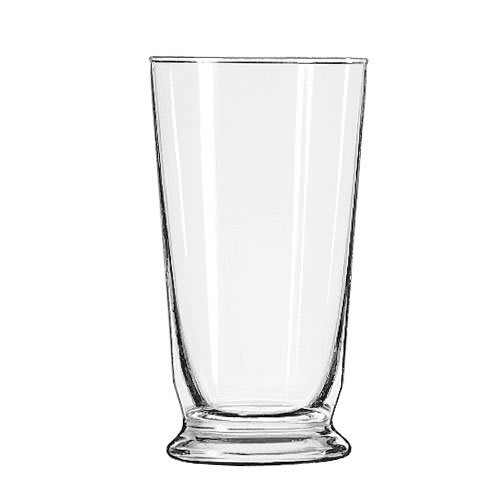 Libbey 1453HT 12.5-oz Footed Soda Glass - Safedge Rim Guarantee