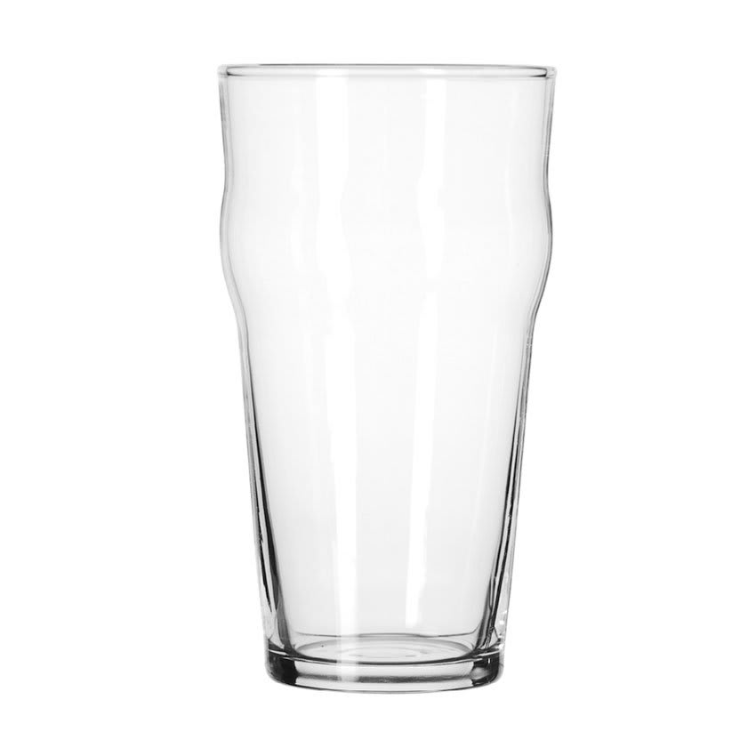 Libbey 14806HT 16 oz DuraTuff English Pub Glass