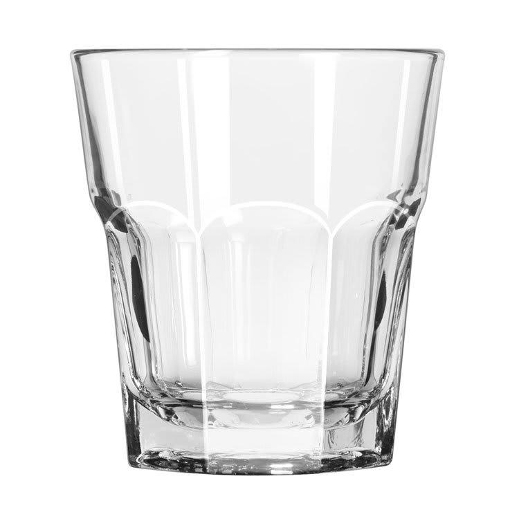 Libbey 15233 13 oz Double Rocks Glass - Gibraltar