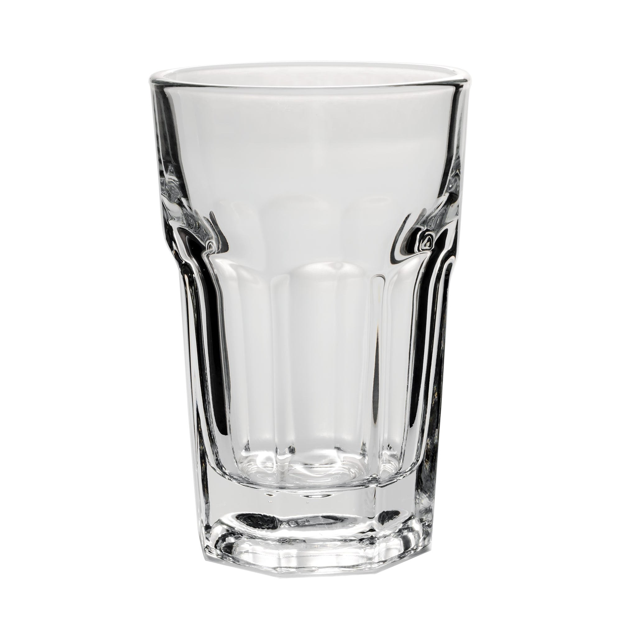 Libbey 15236 9 oz DuraTuff Gibraltar Hi-Ball Glass