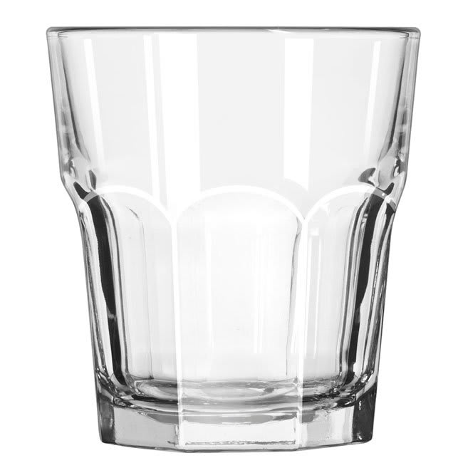 Libbey 15243 12-oz Double Rocks Glass - Gibraltar
