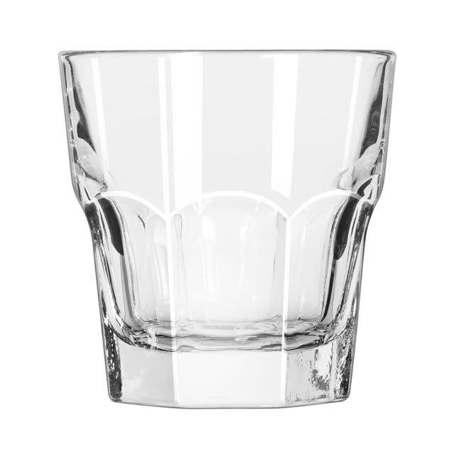 Libbey 15245 7 oz Tall Rocks Glass - Gibraltar