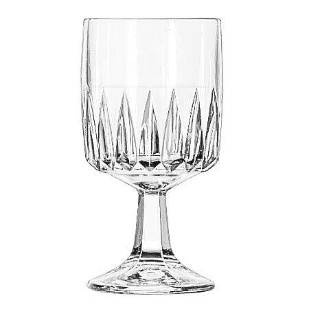 Libbey 15463 6.5 oz DuraTuff Winchester Wine Glass