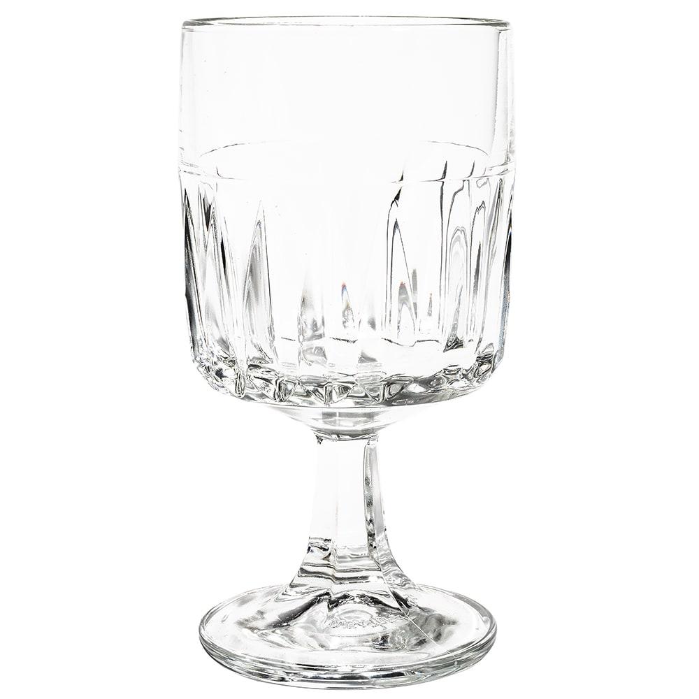 Libbey 15464 8.5 oz DuraTuff Winchester Wine Glass