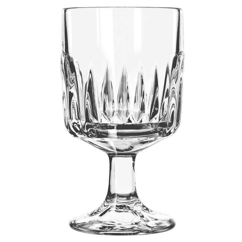 Libbey 15465 10.5 oz DuraTuff Winchester All Purpose Goblet