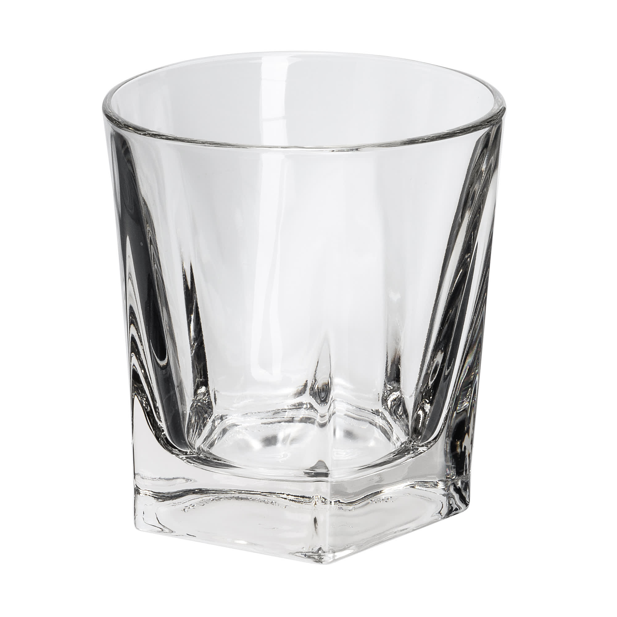 Libbey 15482 12.25 oz Double Old Fashioned Glass - Inverness