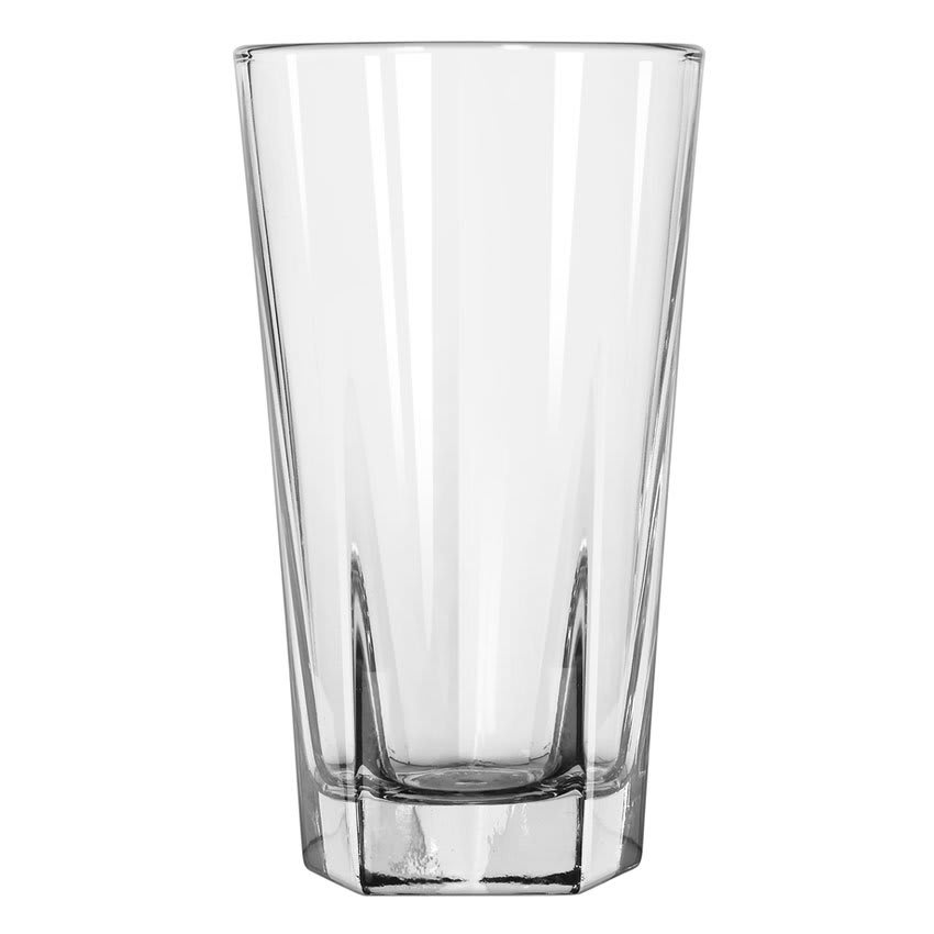 Libbey 15483 12 oz DuraTuff Inverness Beverage Glass