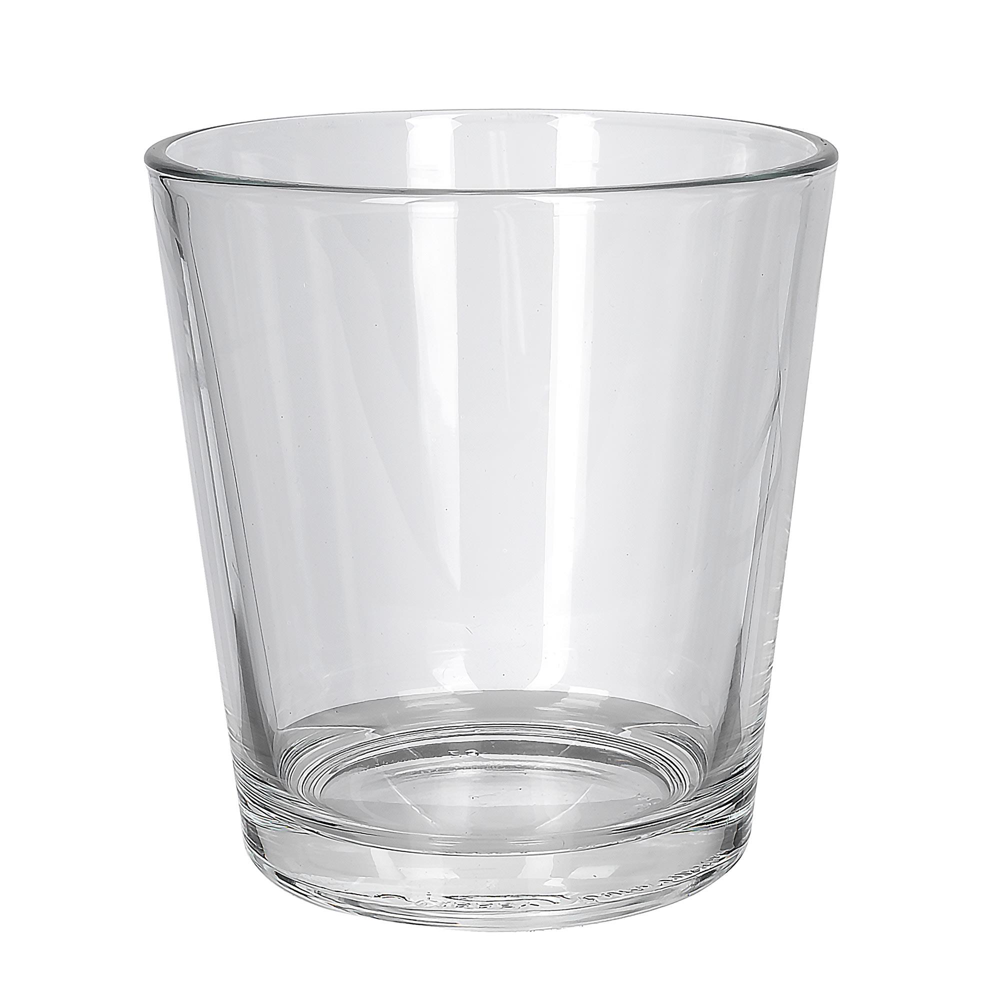 Libbey 15587 12-oz Double Old Fashioned Glass - Restaurant Basics
