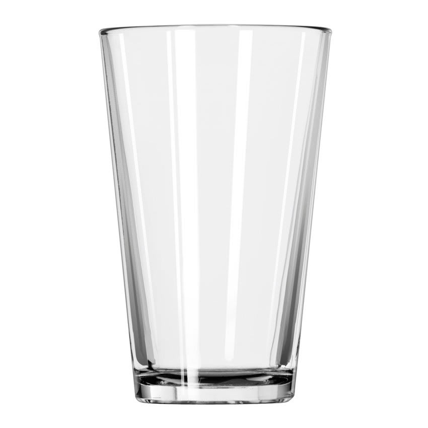 Libbey 15588 12 oz DuraTuff Restaurant Basics Beverage Glass