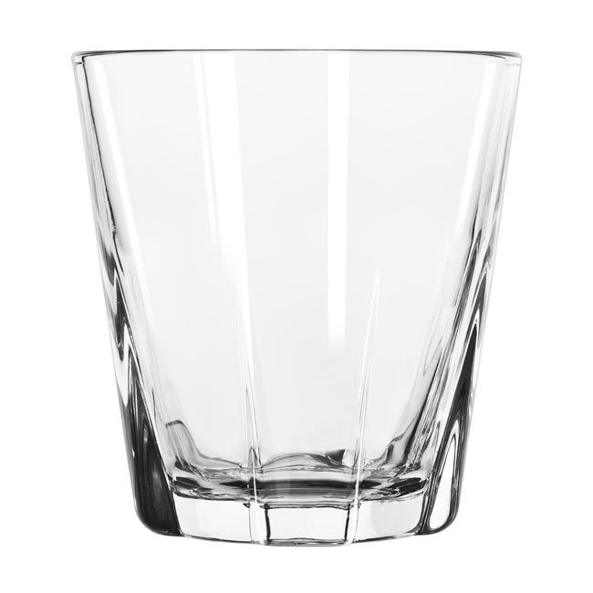Libbey 15602 9-oz DuraTuff Dakota Rocks Glass