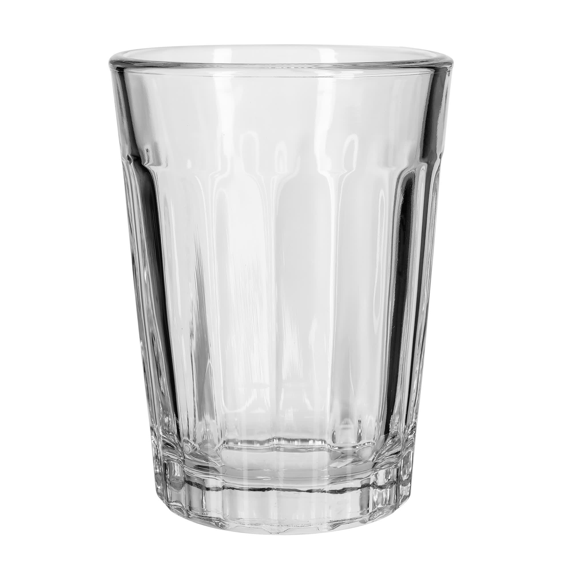 Libbey 15640 8.5-oz DuraTuff Paneled Glass Tumbler