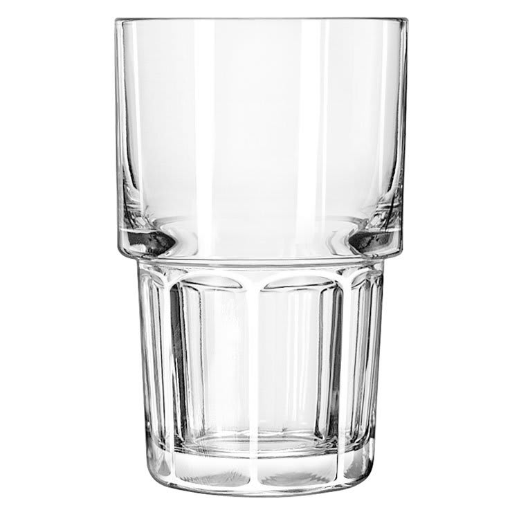 Libbey 15656 9-oz DuraTuff Gibraltar Stackable Hi-Ball Glass