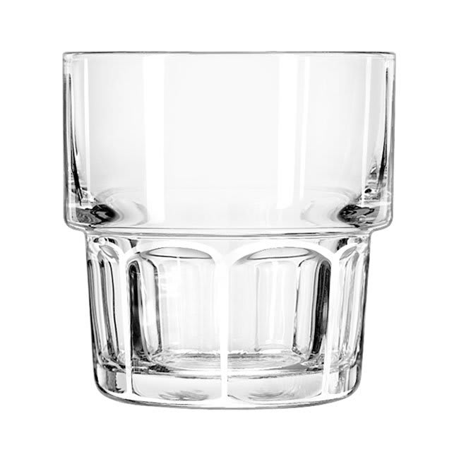 Libbey 15659 9-oz Rocks Glass - Gibraltar, Stackable