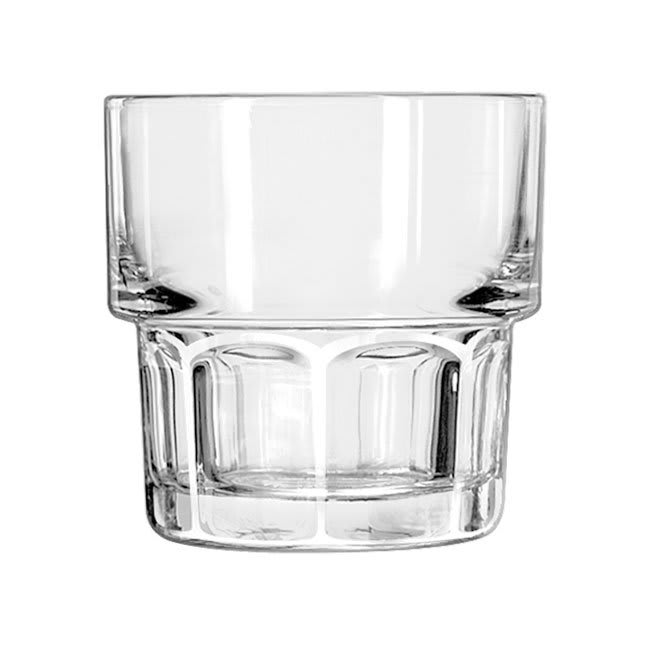 Libbey 15661 7-oz Rocks Glass - Gibraltar, Stackable