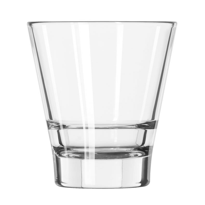 Libbey 15710 9 oz Rocks Glass - Endeavor, Stackable