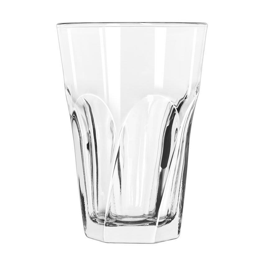 Libbey 15755 10-oz Gibraltar Twist Beverage Glass