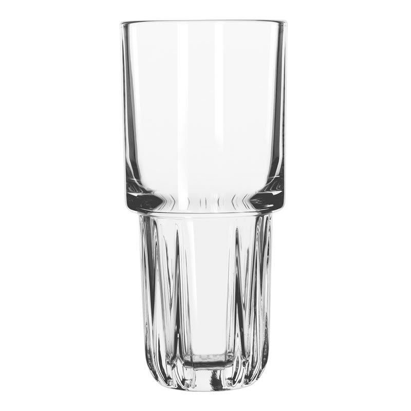 Libbey 15764 10-oz DuraTuff Everest Beverage Glass - Clear