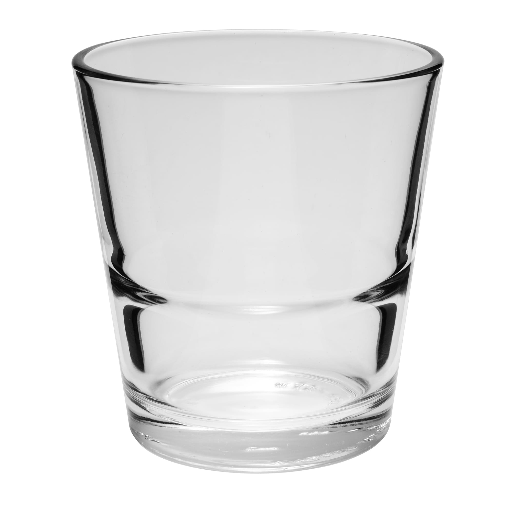 Libbey 15766 9-oz Rocks Glass - Restaurant Basics, Stackable