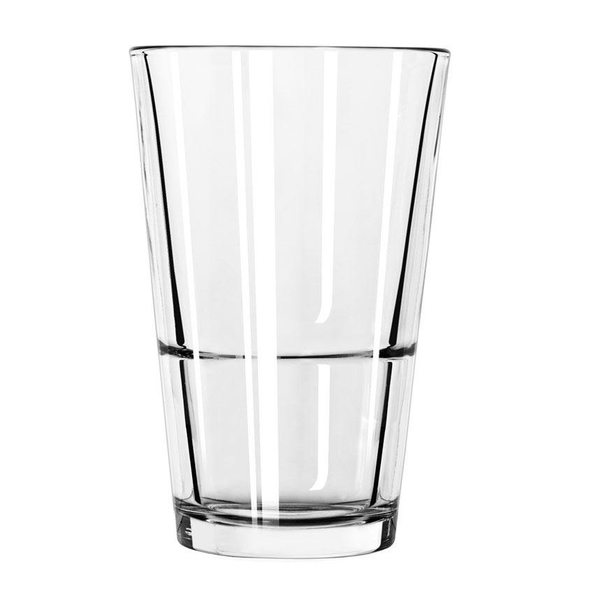 Libbey 15781 10 oz Restaurant Basics Hi-Ball Glass