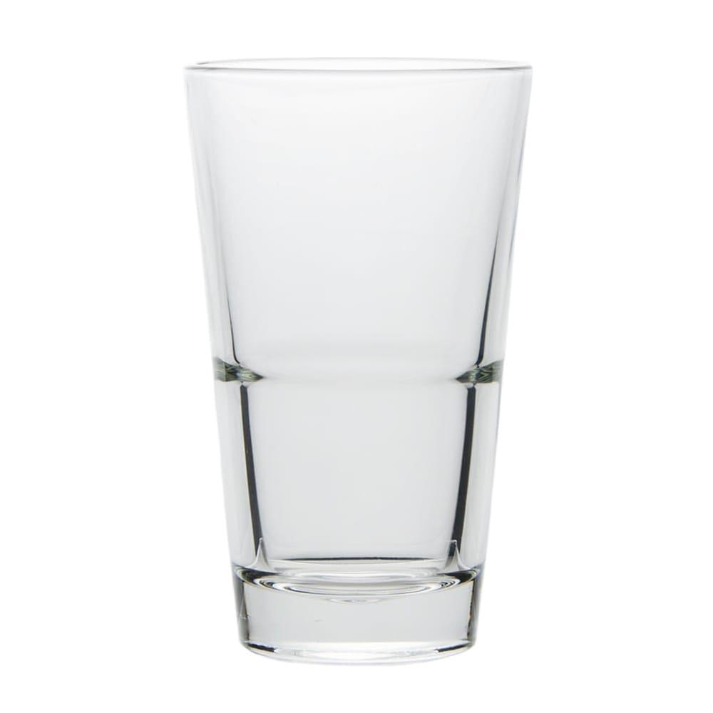 Libbey 15789 14 oz DuraTuff Restaurant Basics Mixing Glass - Clear