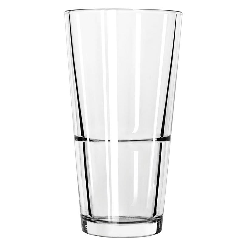 Libbey 15791 20-oz Stacking Mixing Glass w/ DuraTuff