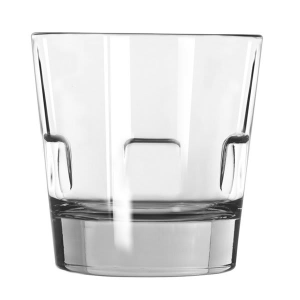 Libbey 15961 7-oz Rocks Glass - Optiva, Stackable