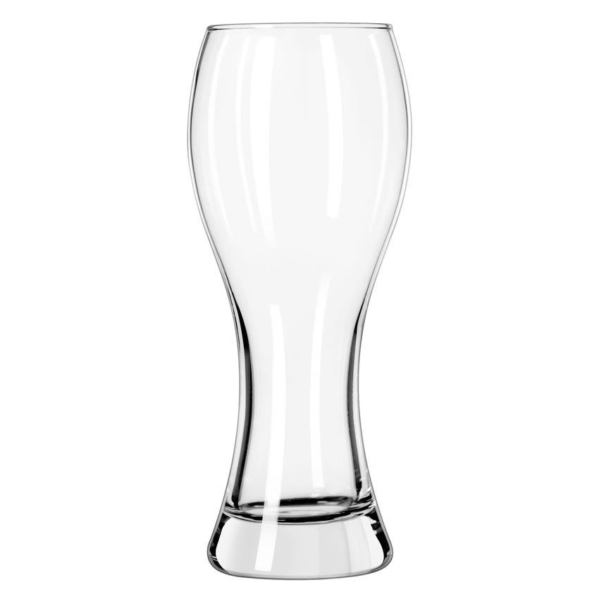 Libbey 1611 23 oz Giant Beer Glass - Safedge Rim Guarantee