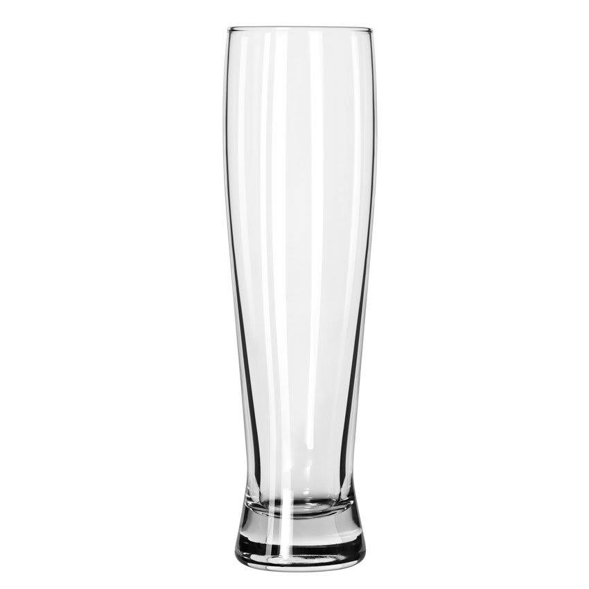 Libbey 1690 16-oz Tall Beer Pilsner - Heavy Sham, Safedge Rim