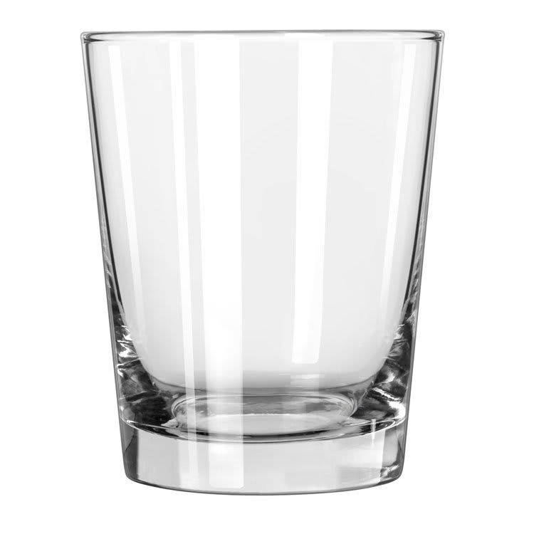 Libbey 170 14.25 oz Heavy Base Hi-Ball Glass - Safedge Rim Guarantee