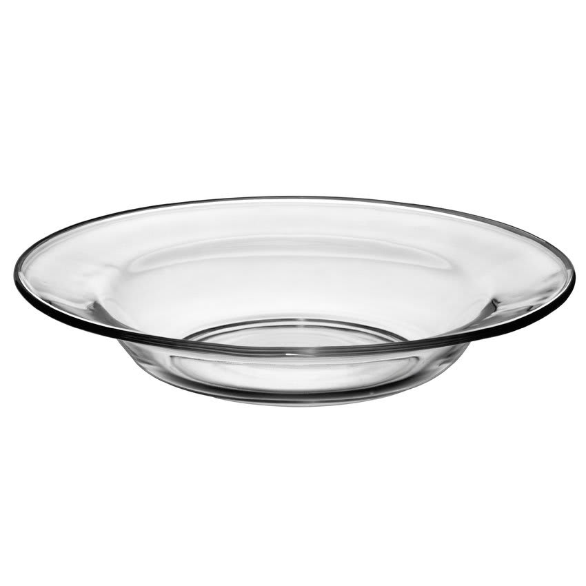 """Libbey 1788490 9"""" Crisa Moderno Tempered Soup Salad Plate"""