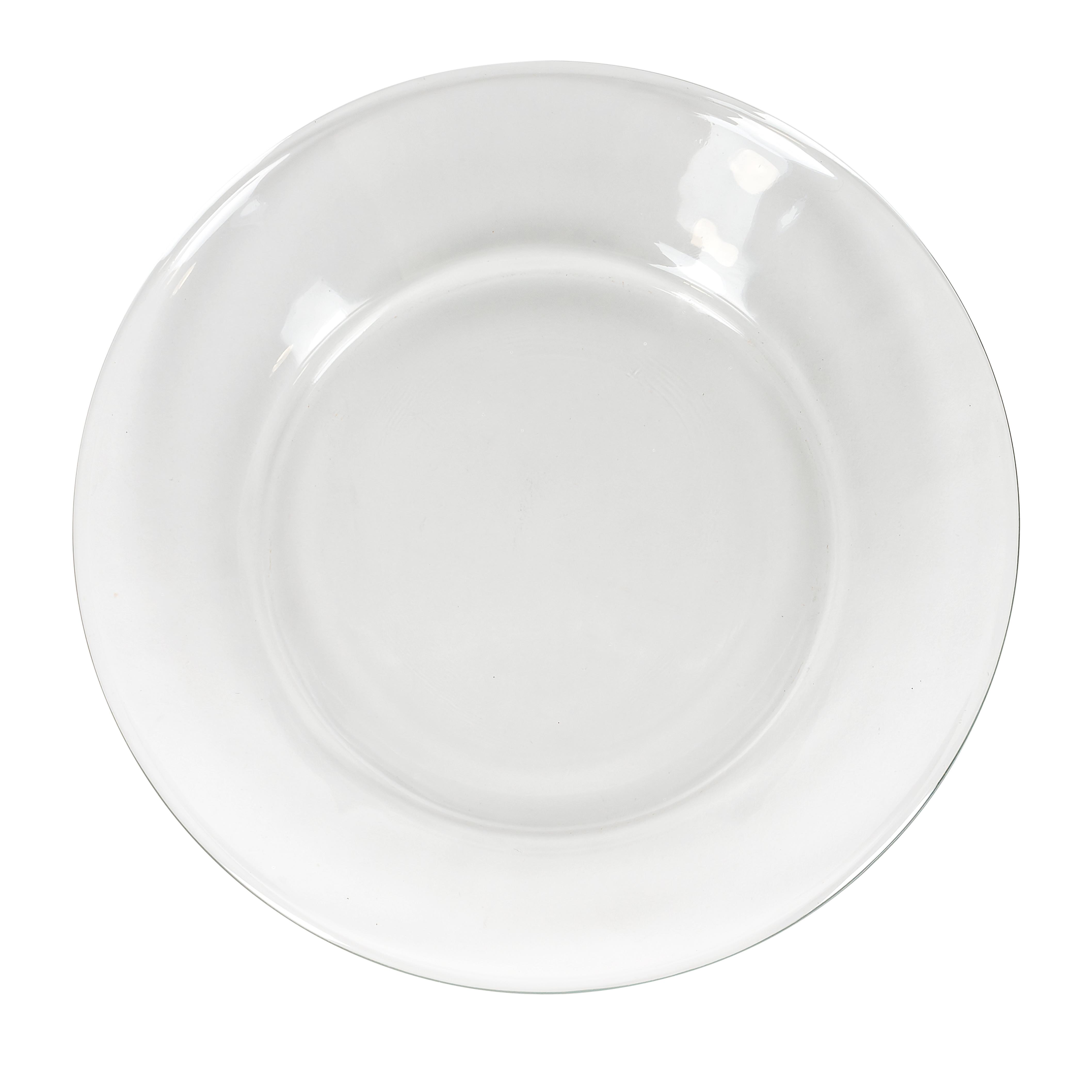 "Libbey 1788491 7.5"" Crisa Moderno Tempered Salad Dessert Plate"