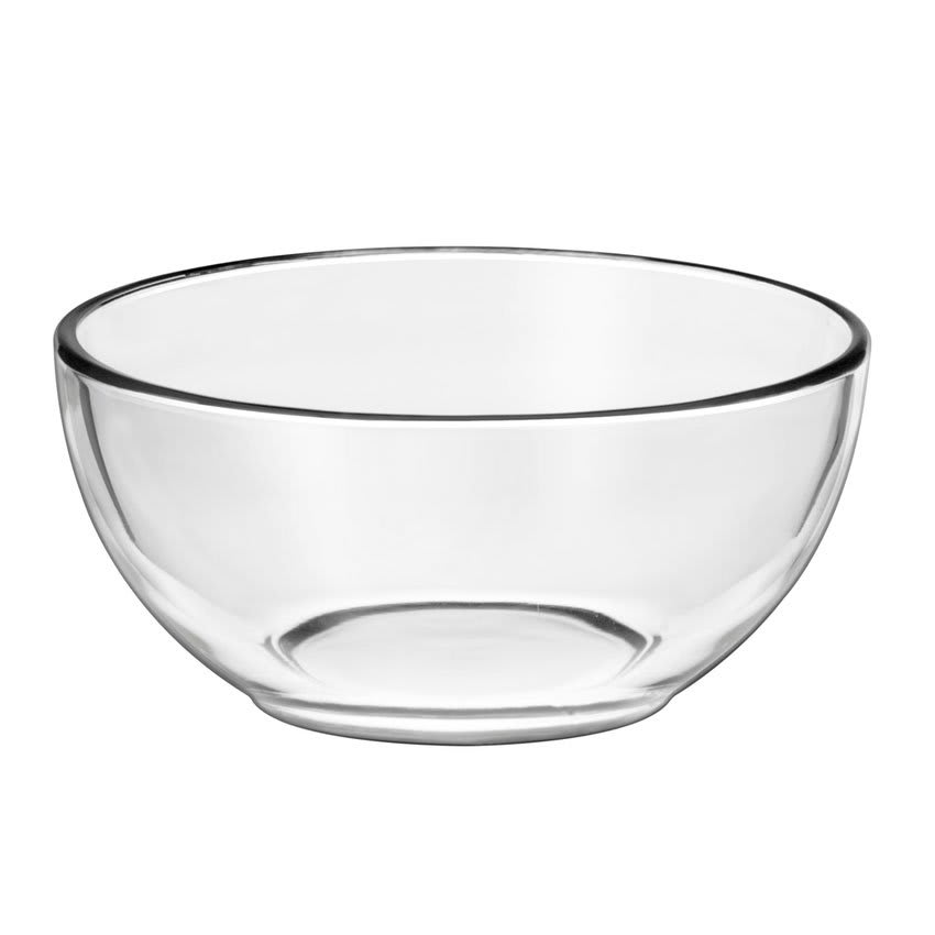 Libbey 1789268 26.75-oz Crisa Moderno Glass Cereal Bowl