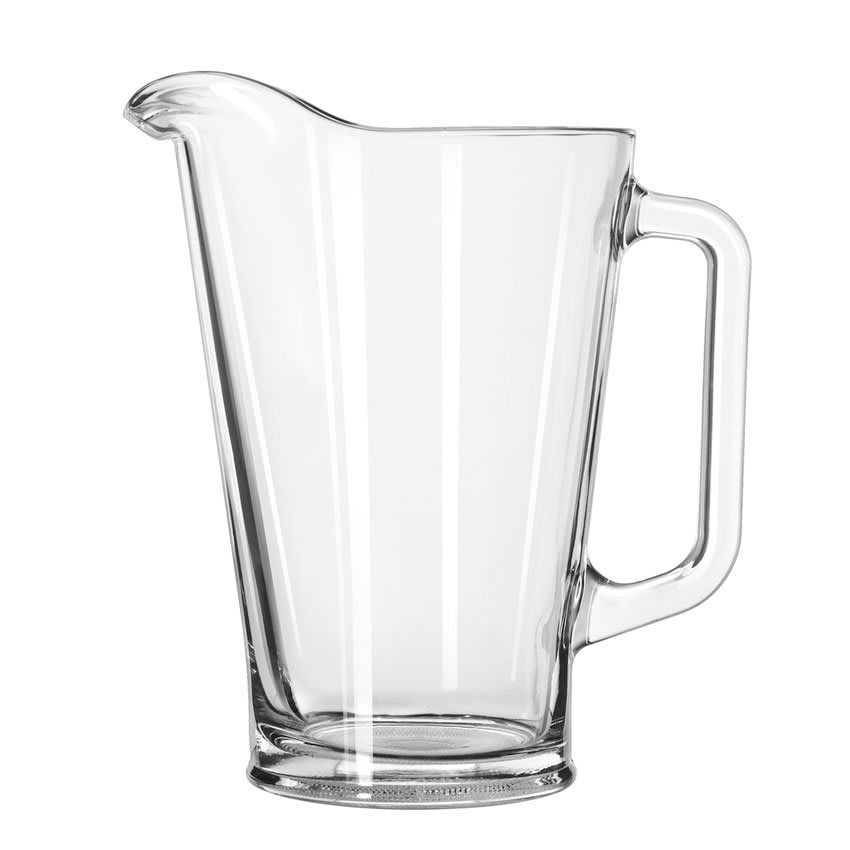 Libbey 1792421 37 oz Glass Beer Pitcher