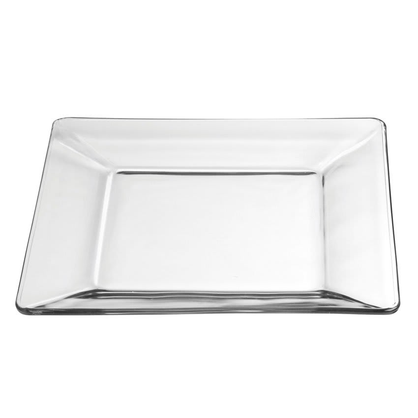 "Libbey 1794708 10"" Tempo Square Dinner Plate"