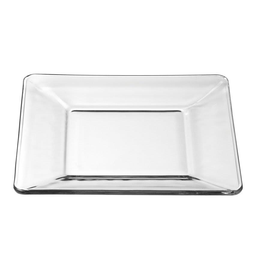 "Libbey 1797299 6"" Tempo Square Salad Plate"