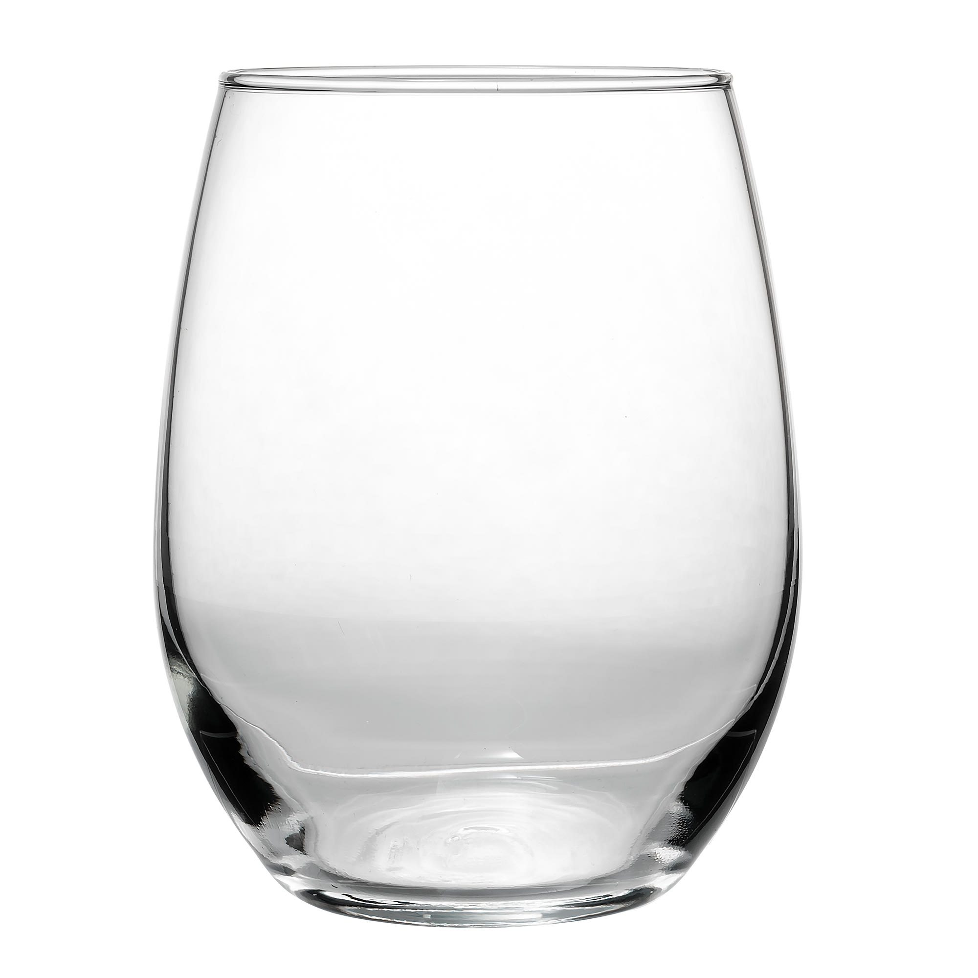 Libbey 213 15 oz Stemless Wine Glass