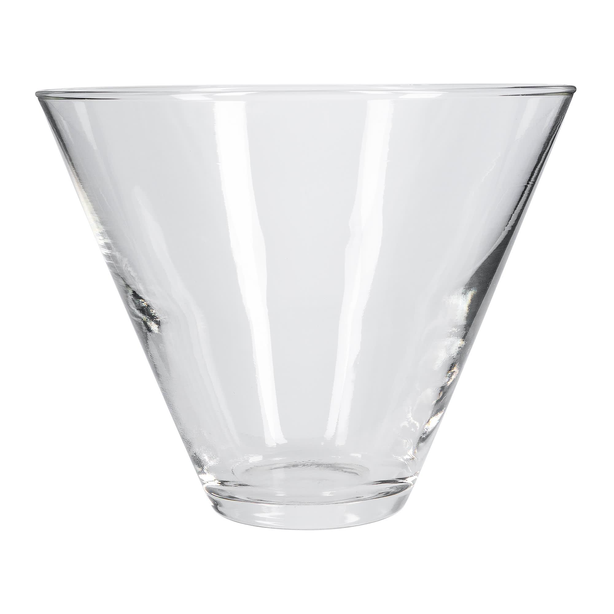 Libbey 224 13.5 oz Stemless Martini Glass