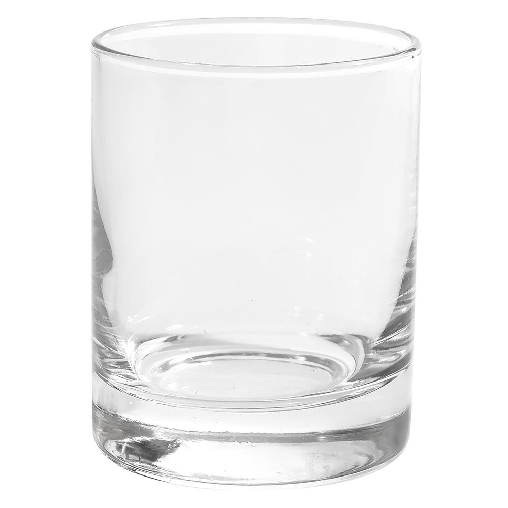 Libbey 2303 3 oz Lexington Whiskey Shot Glass Jigger - Safedge Rim
