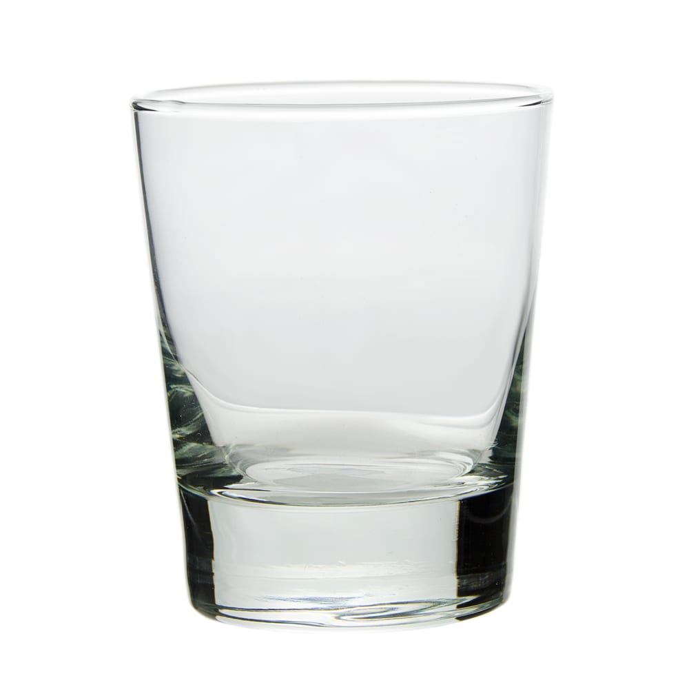 Libbey 2307 13.25 oz Double Old Fashioned Glass - Geo