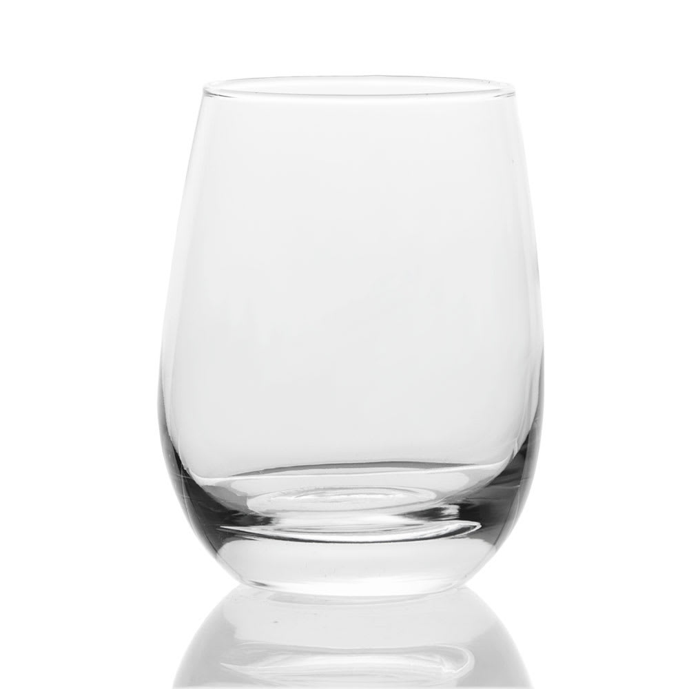 Libbey 231 15 1/4 oz Safedge White Wine Glass - Rim Guarantee