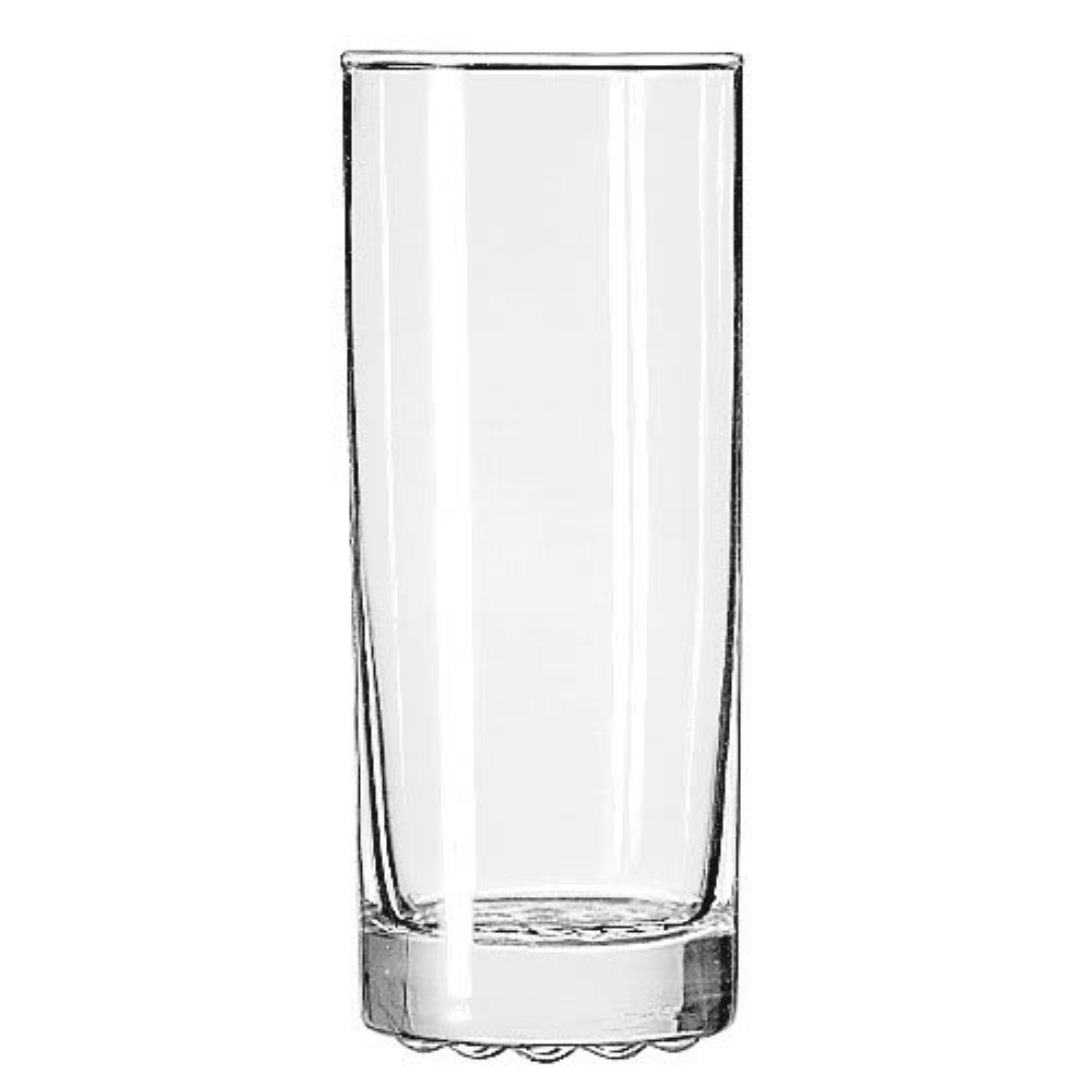 Libbey 23106 10.5-oz Nob Hill Hi-Ball Glass - Safedge Rim Guarantee