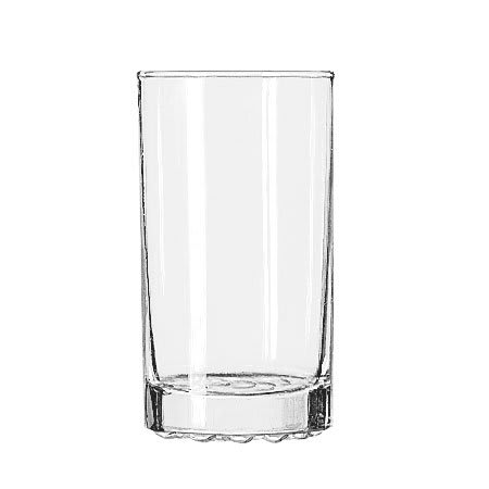 Libbey 23186 8-oz Nob Hill Hi-Ball Glass - Safedge Rim Guarantee