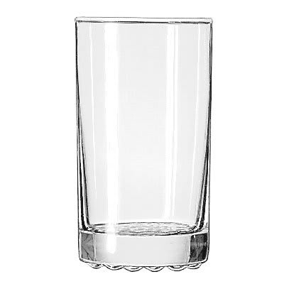 Libbey 23256 9 oz Nob Hill Hi-Ball Glass - Safedge Rim Guarantee