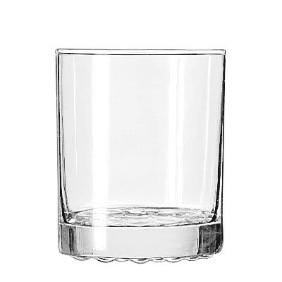 Libbey 23396 12.25 oz Double Old Fashioned Glass - Nob Hill
