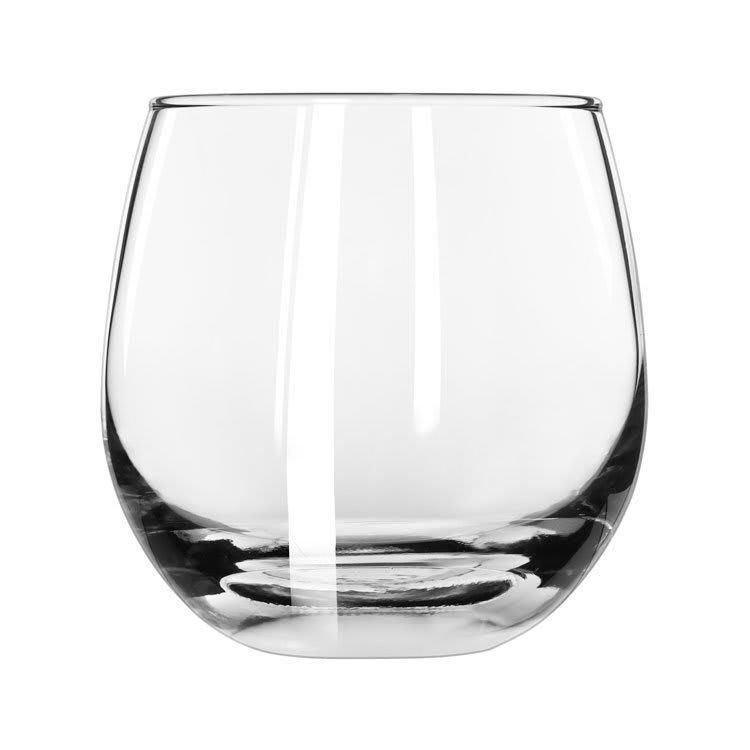 Libbey 238 15-oz Rocks Glass - Stemless