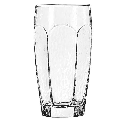 Libbey 2486 16 oz Chivalry Cooler Glass